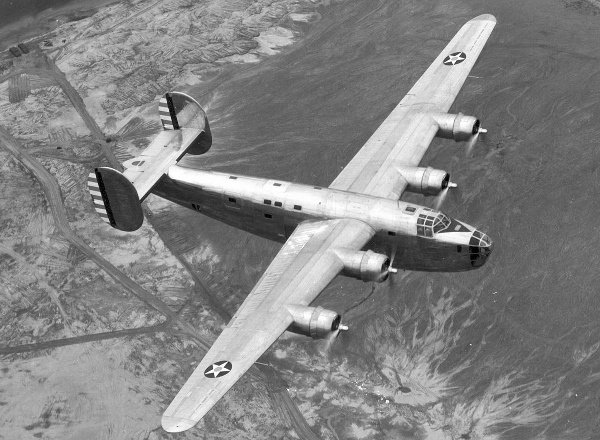 B24 from the Aviation History OnlineMuseum